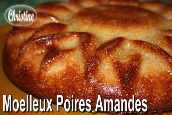 Moelleux aux poires et la poudre d 39 amande paperblog - Peut on congeler des poires ...