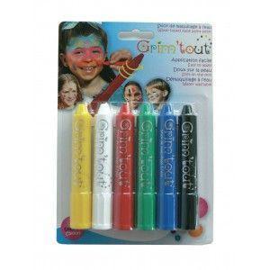 grim tout crayons