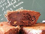 Brownies noix pruneaux
