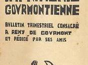 CARGO relance NOUVELLE IMPRIMERIE GOURMONTIENNE