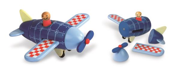 jouet avion en kit pour enfant un beau jouet pour les. Black Bedroom Furniture Sets. Home Design Ideas