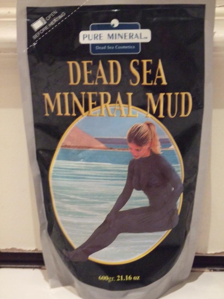 Lors de mon dernier voyage à la mer morte, j'ai rapporté dans ma