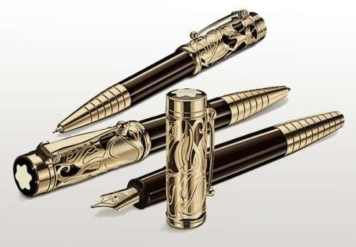 stylo montblanc occasion