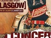 Glasgow, concert avec Bruno Solo Zèbre Belleville