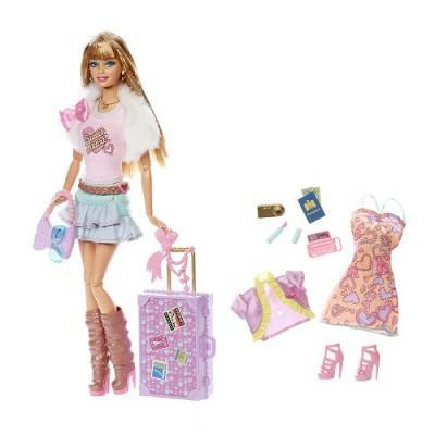 Barbie Fashionistas 2011 on Barbie     Fashionista Jet Set   Sweetie