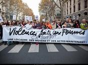 Manifestation contre violences faites femmes, Paris.