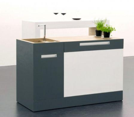 small kitchen, la cuisine la plus petite du monde - paperblog - Meuble Cuisine Modulable