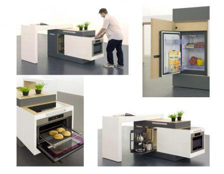 small kitchen la cuisine la plus petite du monde paperblog. Black Bedroom Furniture Sets. Home Design Ideas