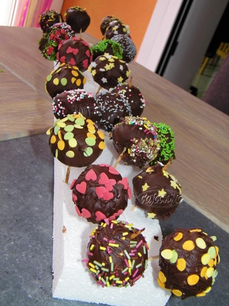 Pin ai pris comme base une recette des cakes de sophie - Recette pop cake ...