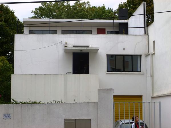 Maison atelier de van doesburg contemporain de le for Appartement et maison meudon