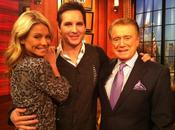 Peter Facinelli Regis Kelly Show