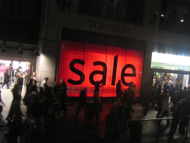 Ou Faire Les Soldes Londres Oxford Street Et Regent Street