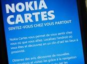 Nokia Cartes tous Windows Phone