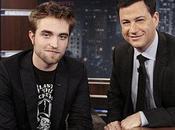 Robert Pattinson Jimmy Kimmel Show