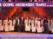 GOSPEL MESSENGERS TEMPLE concert