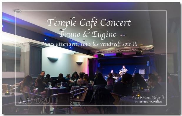 Le Temple - Café Concert