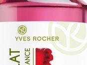 vinaigre rinçage framboise Yves Rocher