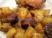 Poulet espagnol chorizo pommes terre Nigella