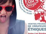 Vente privée marques mode éthique Paris