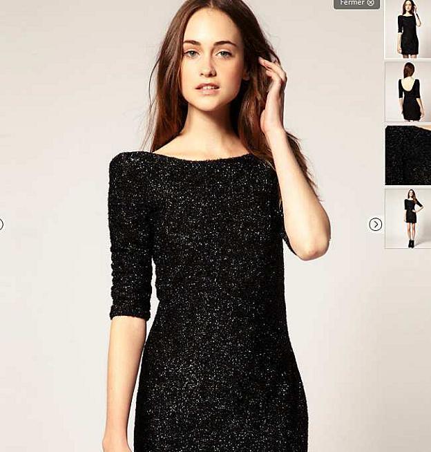 799d1da0578e Voici la sélection de robe à paillette pour vous