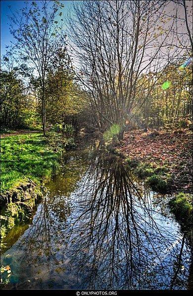 HDR Balade automnale, jardin du Luxembourg, Bois de  ~ Bois De Vincennes Paris