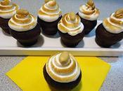 Cupcakes chocolat arachides