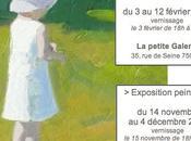 Exposition peintre Ostiane Saint Julien nov. déc.