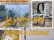 """Exposition """"Aux sources Beaujolais"""" décembre"""