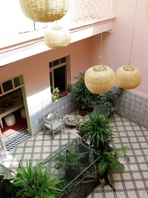 Le riad de zid zid kids marrakech voir - Magnifique maison renovee eclectique coloree sydney ...