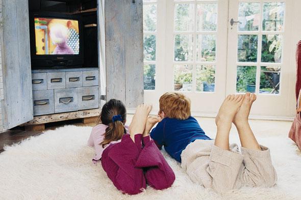 le danger de la tv sur la santé du coeur