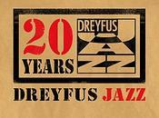 Dreyfus Jazz fête ans, coffret anniversaire