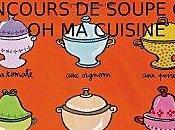 Crème chou-fleur zestes d'orange