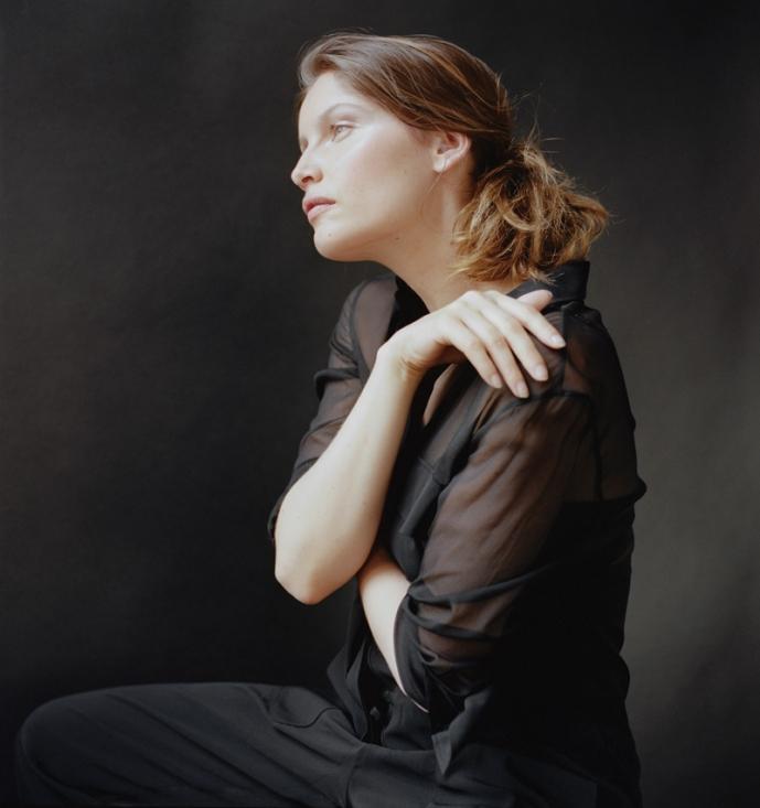 Laetitia Casta par Jody Rogac pour The Lab Automne 2011 3