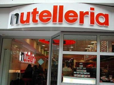 Nutelleria le fast food 100 nutella paperblog for Aprire concept house