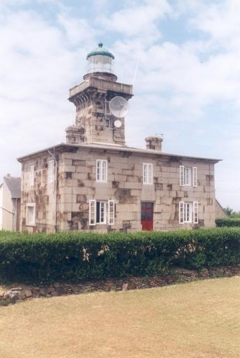Chausey phare sans