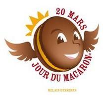 20 mars journée du macaron - petit défi entre amis ...