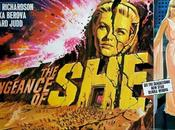 Déesse Sables Vengeance She, Cliff Owen (1968)