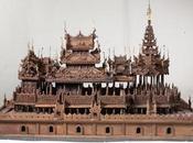 laque d'or, manuscrits Birmanie musée Guimet jusqu'au janvier 2012