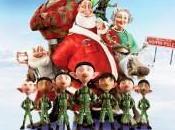 Cinéma Mission Noël aventures famille (Arthur Christmas)