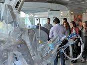 terminales scientifiques découvrent robot chirurgical téléopératoire l'IPC