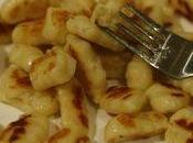 Gnocchis poêlés