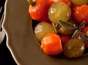 Carottes rondes raisin sauge