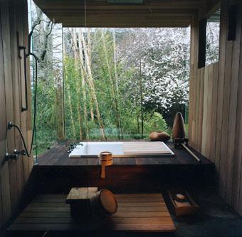 les moeurs et coutumes japonaises partie 2 - Salle De Bain Japonaise Traditionnelle