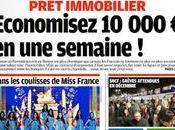 Parisien parle notre sticker ardoise sapin