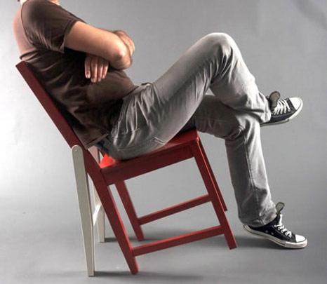 S asseoir trop longtemps endommage les muscles de vos for S asseoir sans chaise