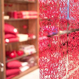 Fusion by koziol rideau design panneau d co design for Separation decorative entre 2 pieces