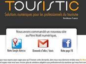 2012, année nouveautés chez Touristic... alors profitons Noel pour faire liste