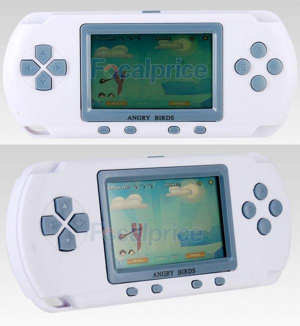 La Meilleure Console Portable: La Console Portable Angry Birds