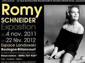 magnifique exposition Romy Schneider