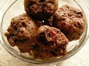 Muffins choco goji chia